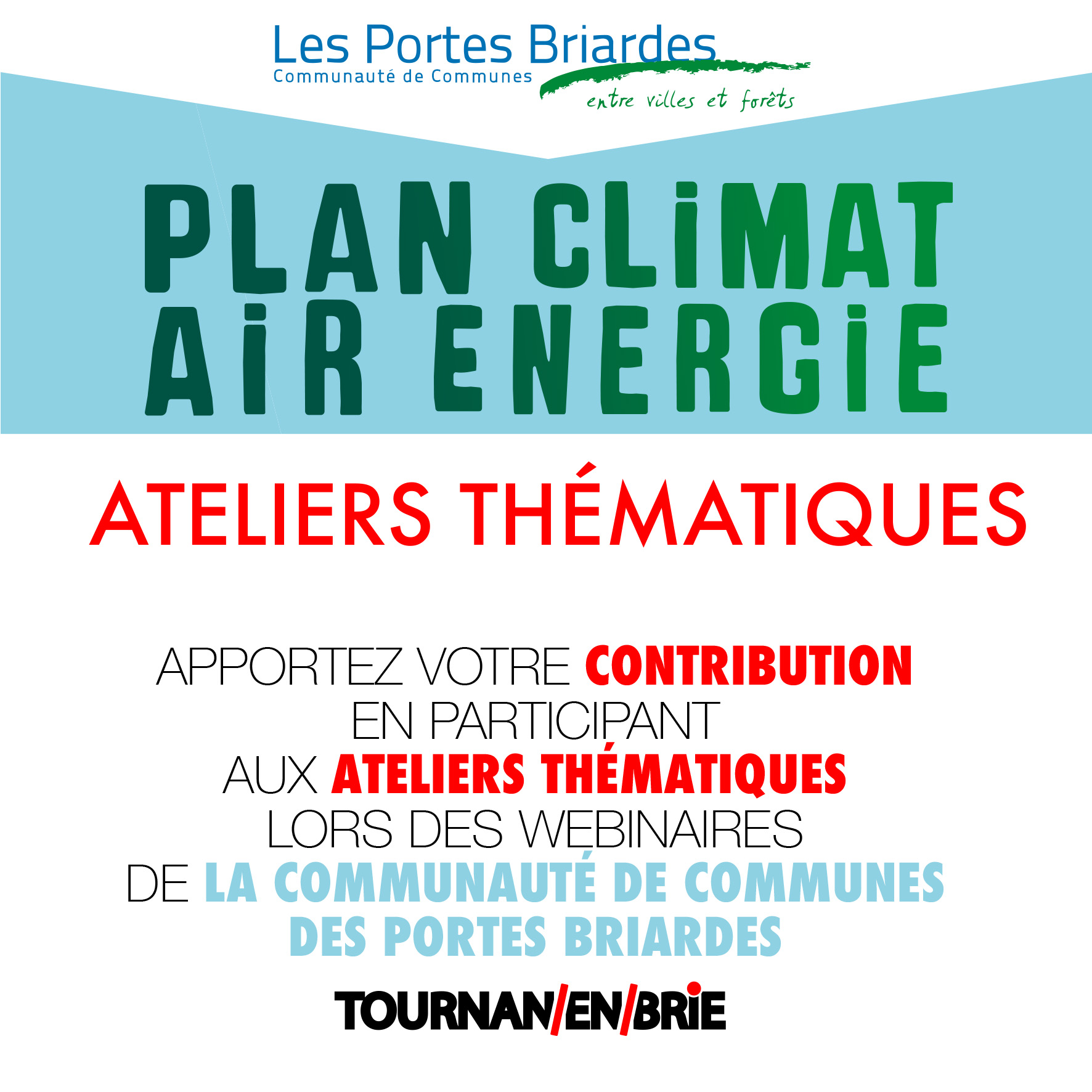 Plan Climat Air Energie Territorial (PCAET)