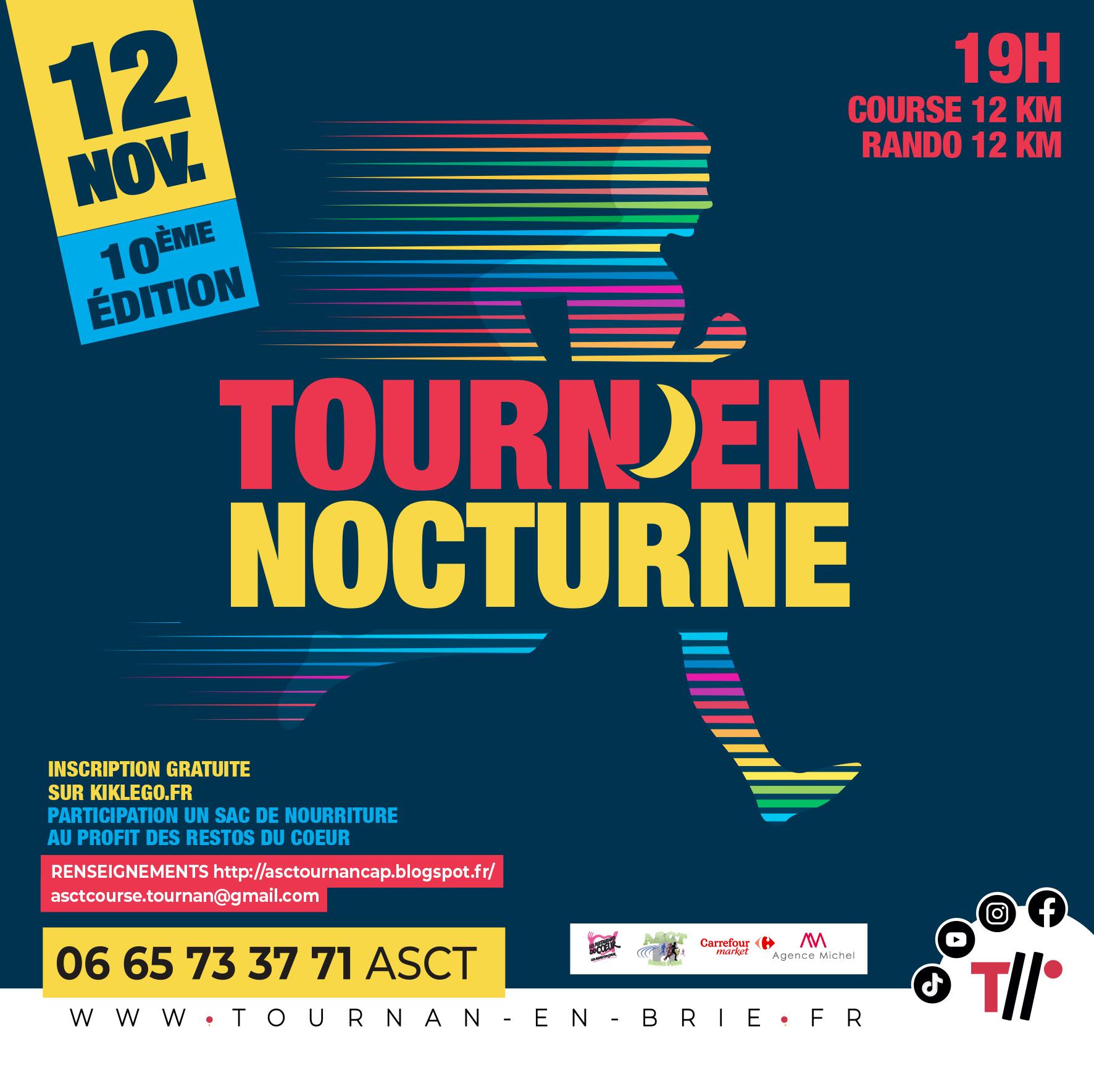 TOURN'EN NOCTURNE