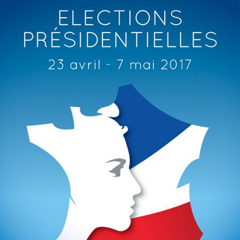 Présidentielles 2017 - résultats du 1er tour