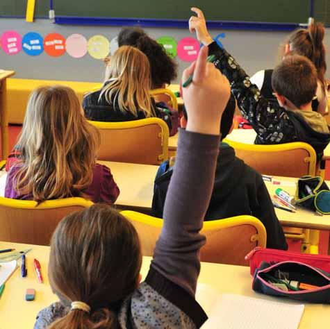 Rythmes scolaires: changements à la rentrée 2018