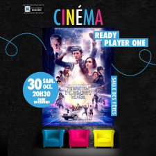 CINÉ: READY PLAYER ONE