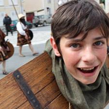 Fête Médiévale Fantastique et Féérique 2013