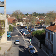 Le parking des remparts