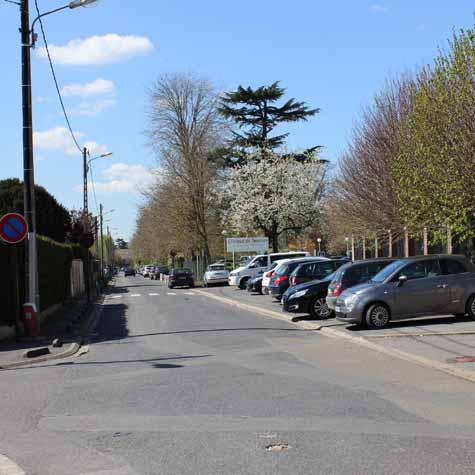 Travaux rue Jules Lefebvre