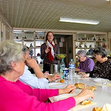 Atelier pour les seniors