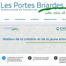 La Communauté de communes a son site Internet