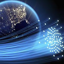 La fibre optique est en cours de déploiement