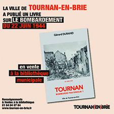 La Ville a publié un livre sur le bombardement