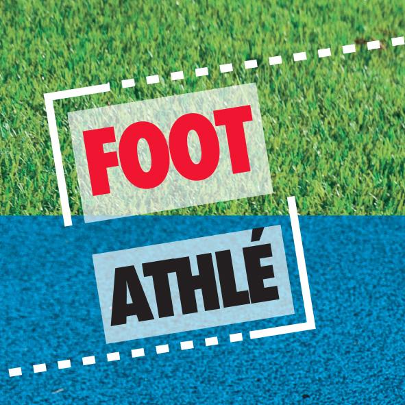 Un terrain synthétique (foot) et une piste d'athlétisme à Tournan!