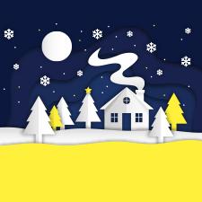 Conte de Noël: Douce Nuit