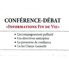 Conférence-débat-informations sur la fin de vie