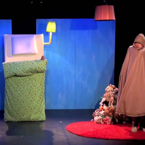 Spectacle: J'ai Papa Sommeil